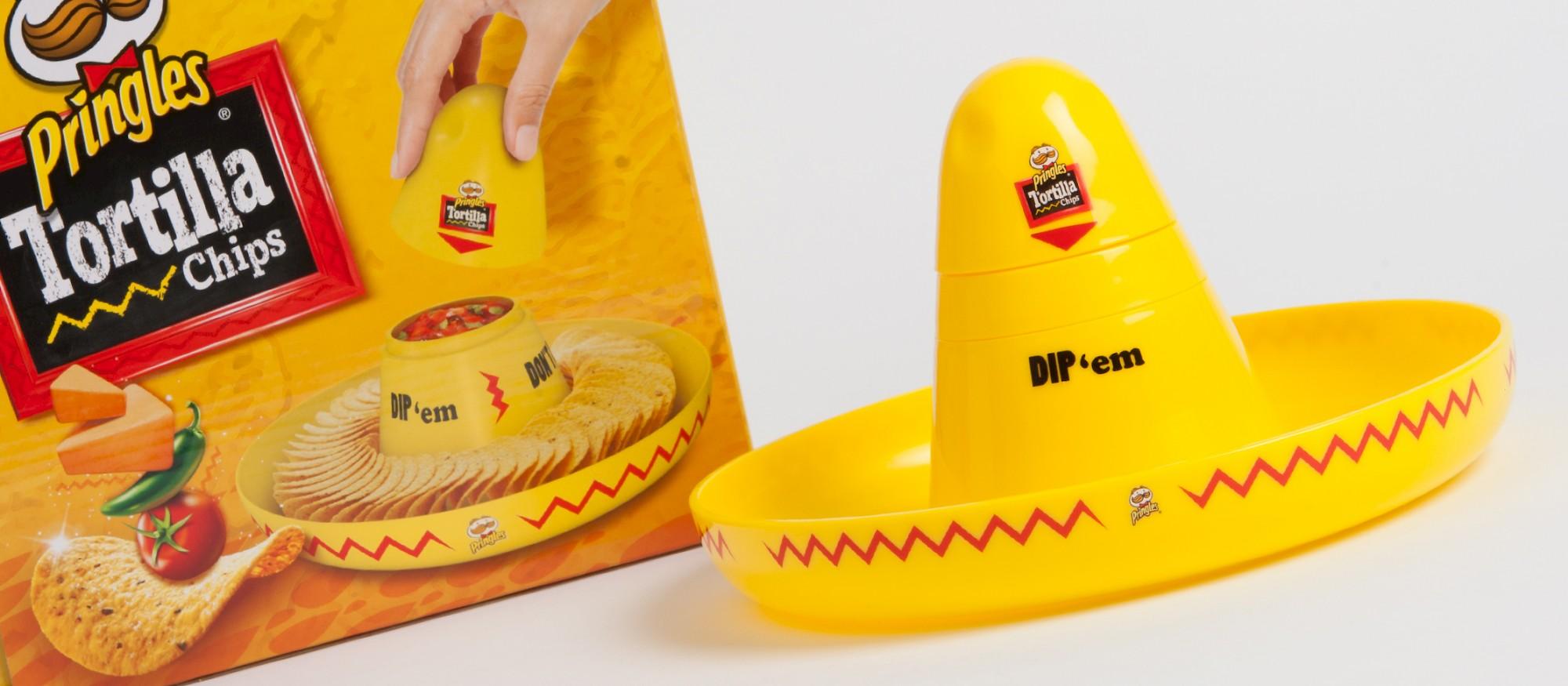 Pringles Tortilla Chips Dip Em Or Dont Maxx Marketing